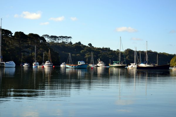 0 Cover Helford River Cruises from Budock Vean Hotel, Cornwall